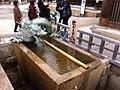 Dragon fountain at Kiyomizu-dera.jpg