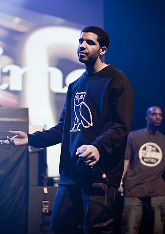 Billboard Music Award - Image: Drake at Bun B Concert 2011 (1)