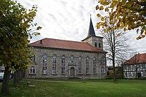 Dransfeld Kirche von Norden.jpg