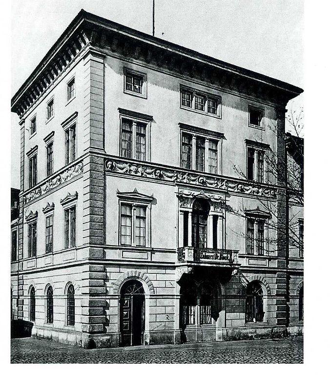 File Dresden Haus Bürgerwiese 14 um 1898 Wikimedia