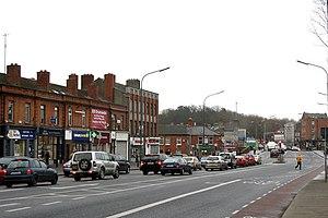 Drumcondra, Dublin - Drumcondra Road Upper