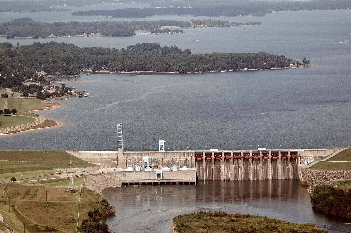 hydropower reservoir is example of what energy
