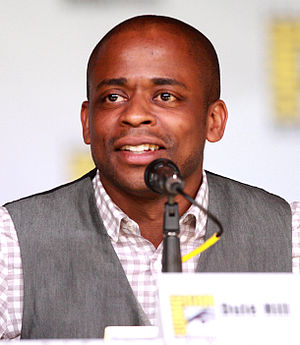 Dulé Hill - Dulé Hill in July 2013.