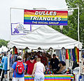 Dulles triangles social group - DC Capital Pride street festival - 2013-06-09 (9007543218).jpg
