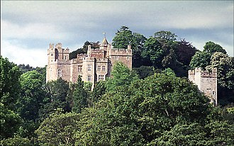 Dunster Castle - Image: Dunster Castle