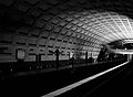 Dupont Circle station black and white.jpg