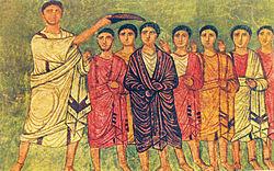 Samuel bestikker David til konge.