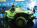 E3 Expo 2012 - Microsoft booth - Halo 4 warthog.jpg