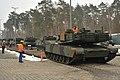 EAS M1A2s arrive in Grafenwoehr (12234854406).jpg