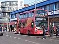 EL1 bus, Barking.jpg