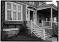 ENTRANCE, AND PORCH - The Breakers, Nantucket, Nantucket County, MA HABS MASS,10-NANT,78-5.tif