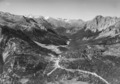 ETH-BIB-Nationalpark, Val Müstair, Blick nach Nordwest, Ofenpass-LBS H1-018076.tif