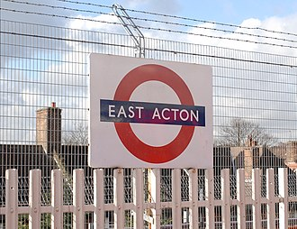 East Acton - East Acton Tube Station