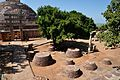 East Gateway - Stupa 1 and Other Buddhist Monuments - Sanchi Hill 2013-02-21 4418.JPG