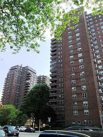 Cooperative Village - Towers of the East River Housing Corporation