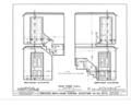 Ebenezer Smith House, 20 Main Street, Durham, Strafford County, NH HABS NH,9-DUR,4- (sheet 21 of 38).png