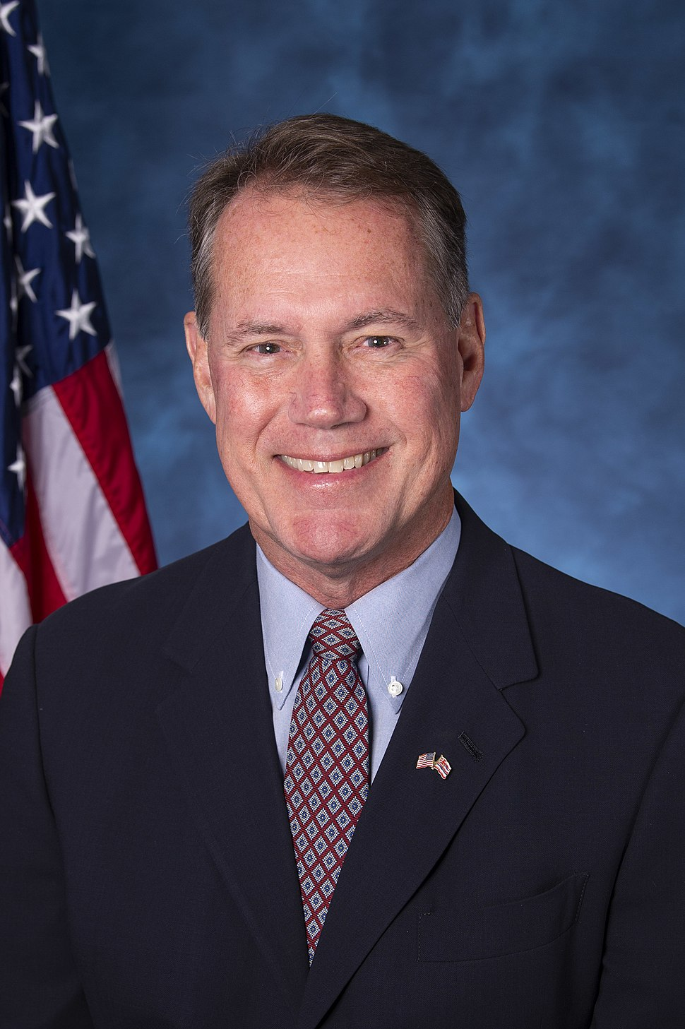 Ed Case, official portrait, 116th Congress