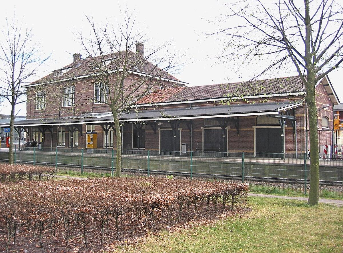 ede centrum station