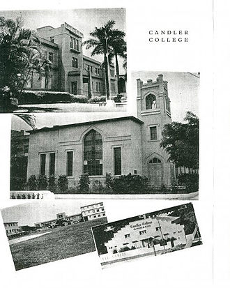 Candler College and Colegio Buenavista - rightEdifcios de Candler College