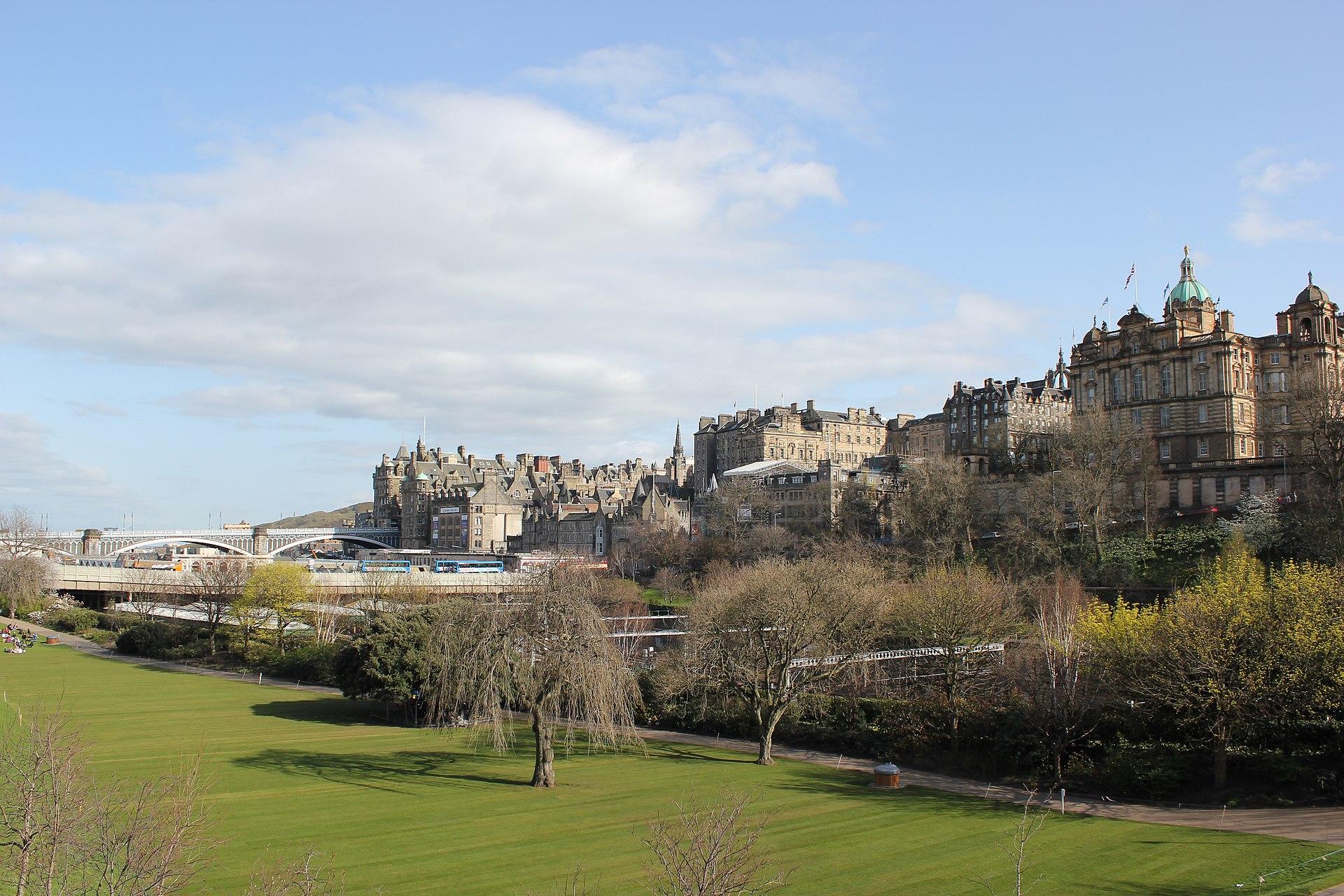 Edinburgh – Wikipedia