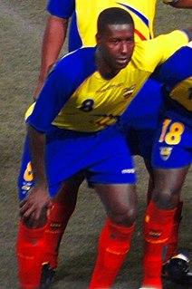 Édison Méndez Ecuadorian footballer