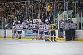 Edmonton Oilers Rookies vs UofA Golden Bears (15088656020).jpg