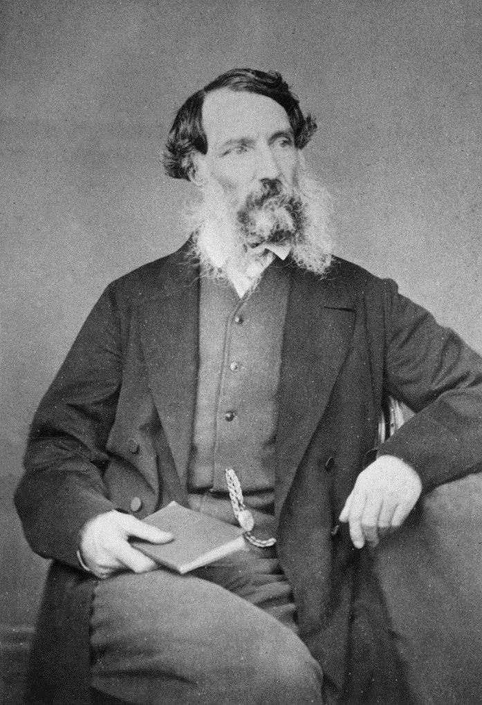 Edward John Eyre by Henry Hering