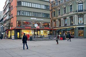 Egertorget - Egertorget Square