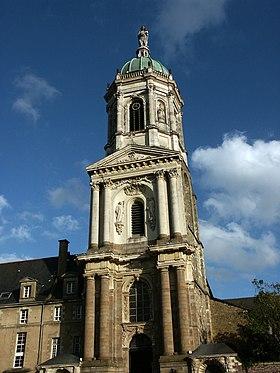 photo de Notre Dame en Saint Mélaine