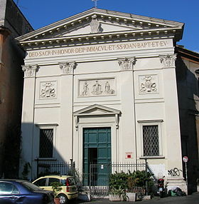 Image illustrative de l'article Église San Giovanni della Malva in Trastevere