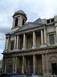 Pierre louis moreau desproux wikip dia for Architecte st eustache