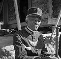 Egmund Jozef Treu, hoofdkapitein van Ganzee, 73 jaar, Bestanddeelnr 252-5852.jpg