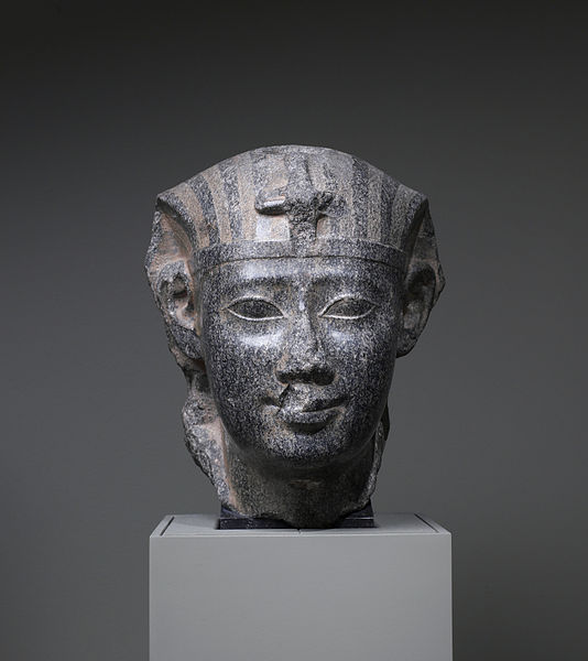 File:Egyptian - Head of Ptolemy II - Walters 22109.jpg