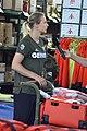 Einkleidung der deutschen Olympiamannschaft Rio 2016 Medientag Hannover 0453.jpg