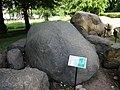 Eiszeitgarten Buckow (Märkische Schweiz) Uppsala-Granit.JPG