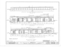 El Palacio Real de Santa Fe, Palace Avenue, Santa Fe, Santa Fe County, NM HABS NM,25-SANFE,2- (sheet 9 of 26).png