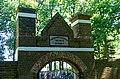 Elburg - Oostwal - Entrance Gate of Jewish Cemetery - View NE.jpg