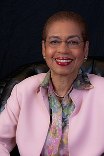 Eleanor Holmes Norton Non-voting Delegate to the United States Congress for the District of Columbia