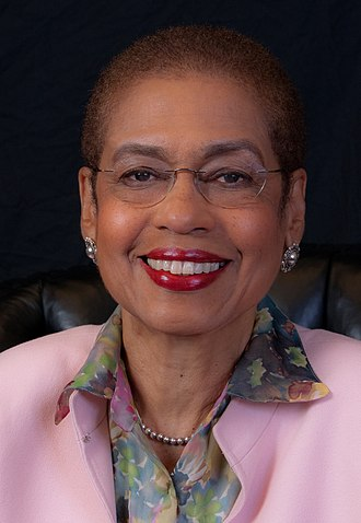District of Columbia's at-large congressional district - Image: Eleanor Holmes Norton official photo (cropped)