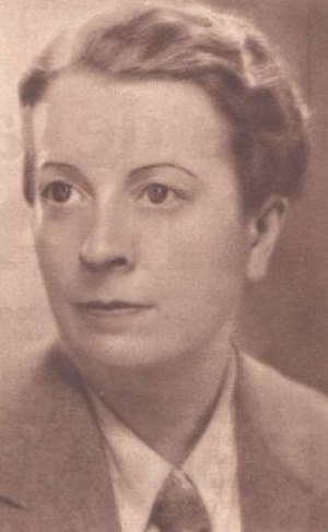 Elena Fortún - Elena Fortún in 1936