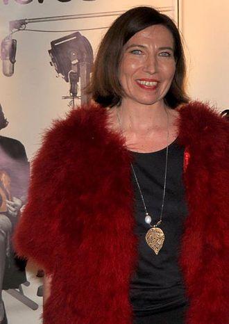 Elise Larnicol - Elise Larnicol at the 2012 Lumières Awards