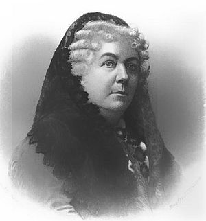 History of Woman Suffrage - Image: Elizabeth Cady Stanton HWS v 1 page 721