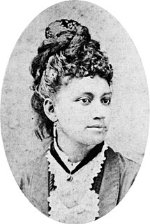 Elizabeth Sumner 19th century Hawaiian high chiefess