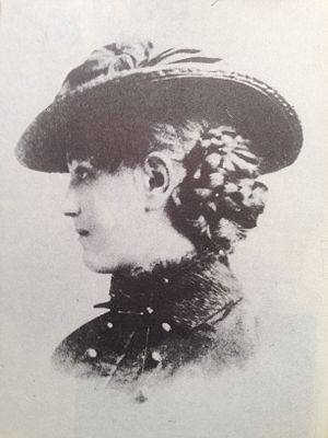 Woodrow Wilson - Ellen Axson Wilson (1883)
