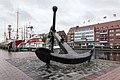 Emden, Skulptur am Ratsdelft -- 2016 -- 5499.jpg