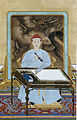 Emperor Kangxi at his desk.jpg