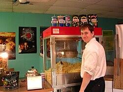 Popcornfrön - Växa din egen Pris för paket av100frön.