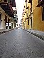 En el centro histórico de Cartagena.JPG