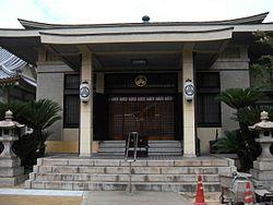 圓満寺の本堂
