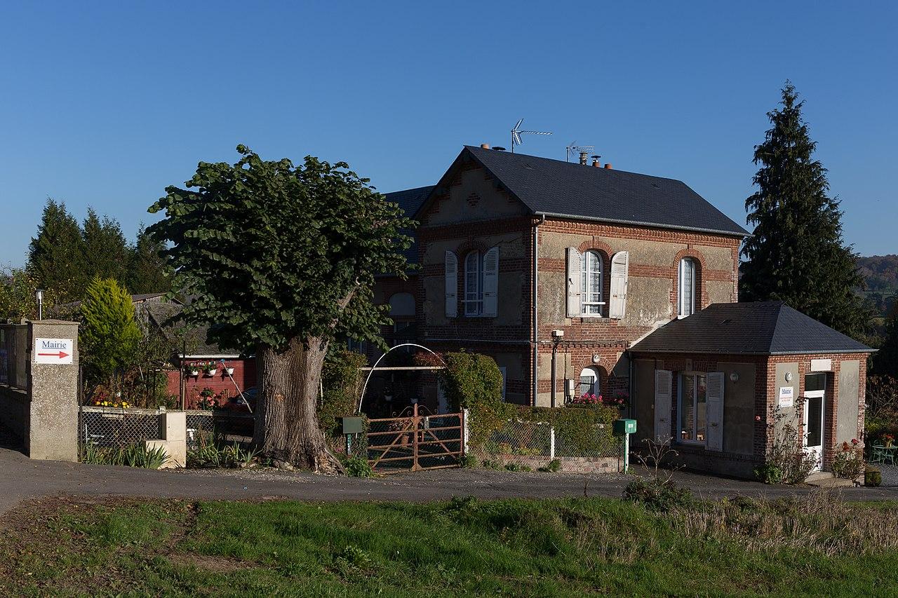 Englesqueville-en-Auge - mairie.jpg